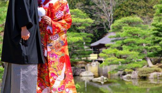 【PRライフ】和装の花嫁姿を京都で前撮り💗「古都の花嫁」がステキすぎる